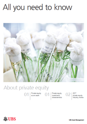 about private equity