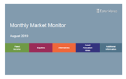 Monthly Market Monitor - August 2019