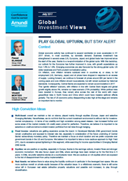 global investment views july 2017