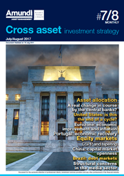 cross asset investment strategy july 2017