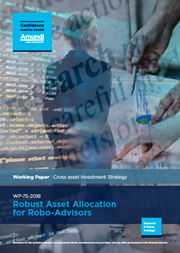 robust asset allocation for robo advisors