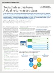 social infrastructure a dual return asset class