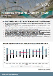 european research monthly update october 2017