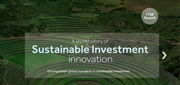 Did you know that sustainable investment AUM has now reached US$31 Trillion?