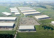 logistic city piotrkow distribution center
