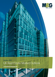 uk real estate market outlook january 2018