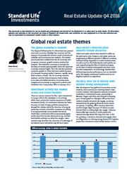 real estate update q4 2016 index