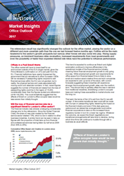 market insights office outlook 2017