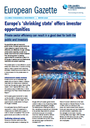 Europe's 'shrinking state' offers investor opportunities