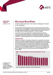 municipal bond risks
