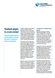 thailand adapts to a new normal