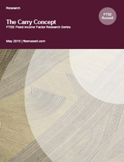 FTSE Fixed Income Factor Research Series - The Carry Concept