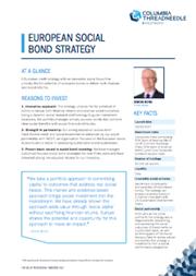 european social bond strategy thumbnail