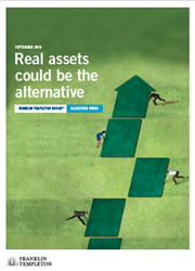 Real Assets Could Be The Alternative