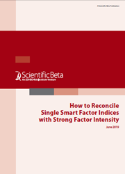 How to Reconcile Single Smart Factor Indices with Strong Factor Intensity