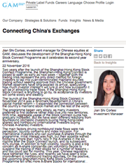 connecting chinas exchanges