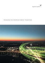 financing the european energy transition