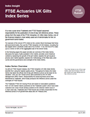 ftse actuaries uk gilts index series