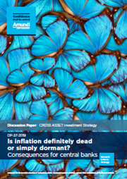 Is Inflation Definitely Dead Or Simply Dormant? Consequences For Central Banks