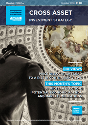 cross asset investment strategy october 2018