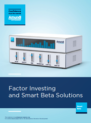 factor investing and smart beta solutions