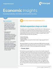 economic insights september 2017