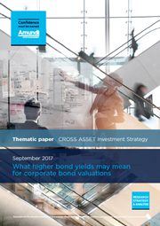 what higher bond yields may mean for corporate bond valuations