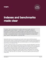 indexes and benchmarks made clear