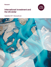 international investment and the us dollar