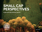 small cap perspectives russell 2000 index 2 q2017 analysis