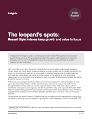 the leopards spots