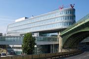 skyline office complex vienna