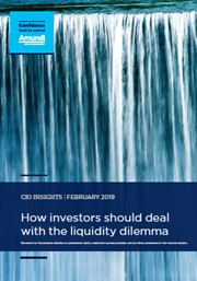How investors should deal with the liquidity dilemma