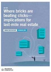 Where Bricks Are Beating Clicks—Implications For Last-Mile Real Estate