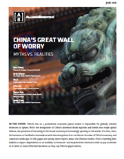 China's Great Wall of Worry: Myths vs. Realities