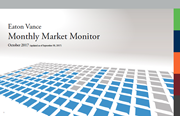 monthly market monitor october 2017