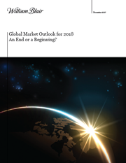 global market outlook for 2018 an end or a beginning
