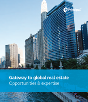 principal real estate company brochure