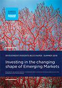 Investing in the changing shape of Emerging Markets