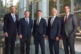 investment management leadership team