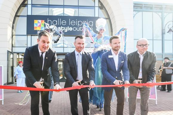 neinver opens halle leipzig the style outlets
