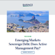 Emerging Markets Sovereign Debt: Does Active Management Pay