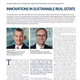credit suisse innovations in sustainable real estate thumbnail