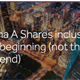 China A Shares inclusion: The end of the beginning (not the beginning of the end)