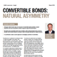 Convertible Bonds: Natural Asymmetry