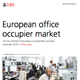 European office occupier market - The rise (and fall?) of European serviced office providers
