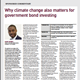 Why climate change also matters for government bond investing