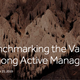 Benchmarking the Value of Indexes Among Active Managers