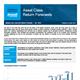asset class return forecasts