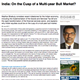 india on the cusp of a multi year bull market
